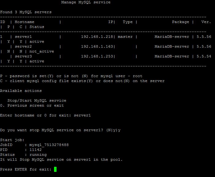 Mysql битрикс настройка проверит ключ битрикс