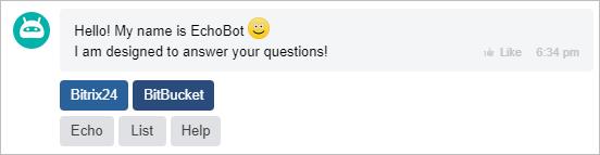 Bitrix24 Bot Platform