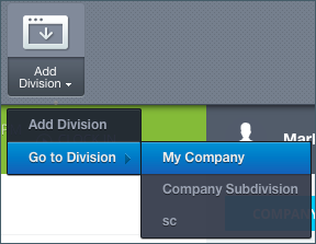 Division Select Button